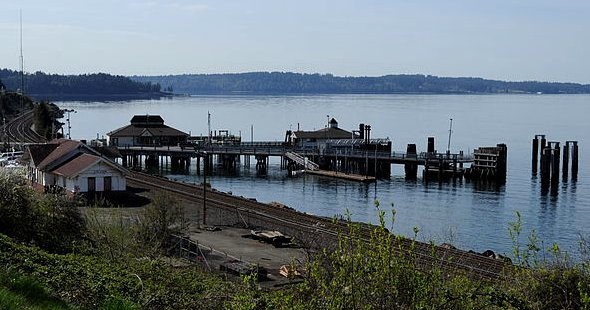 Reviews articles about Steilacoom, Washington - image